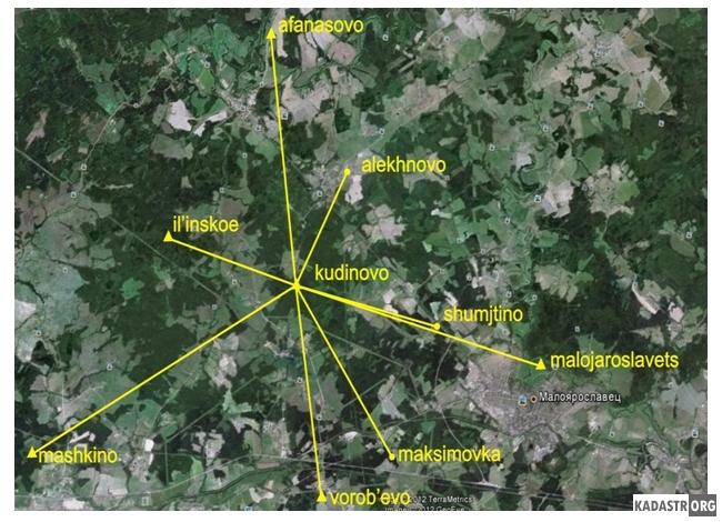 Опыт создания опорной межевой сети для проведения кадастровых работ.