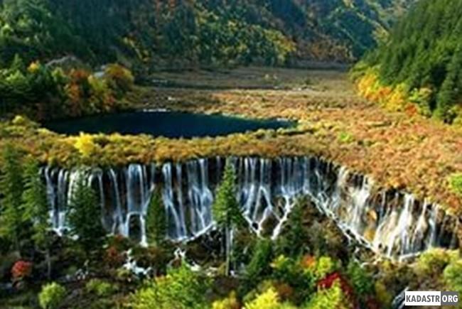 Волшебная долина в Китае