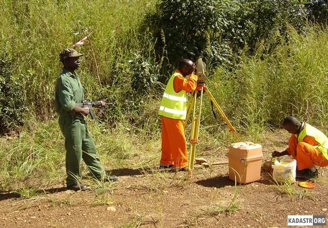 Проведение кадастровых работ в Маврикии
